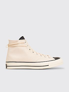 Converse x Fear Of God Chuck 70 Hi White