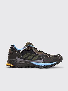 adidas Response Hoverturf GF6100A Core Black / Active Gold