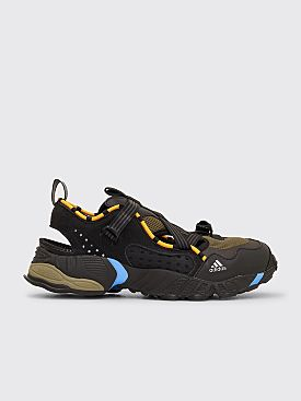 adidas Novaturbo H6100LT Core Black / Active Gold