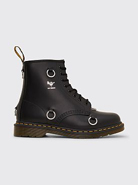 Raf Simons x Dr Martens 1460 Ring Boots Black