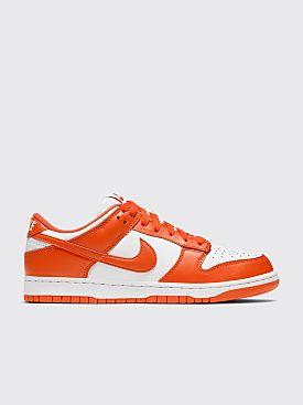 Nike Dunk Low SP White / Orange Blaze