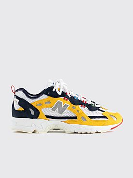 New Balance x Aimé Leon Dore ML827 White / Yellow