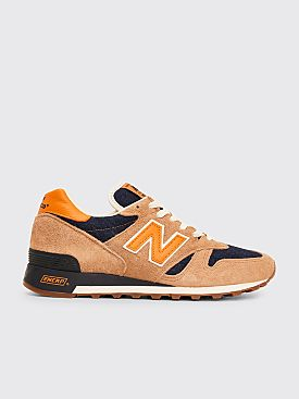 New Balance x Levi's M1300 Brown / Denim