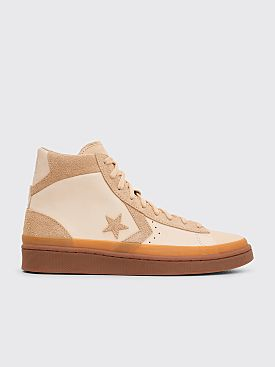 Converse Pro Leather Hi Fog / Warm Sand