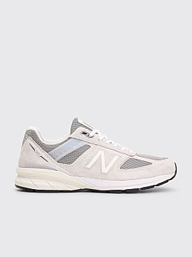 New Balance M990V5 Light Grey