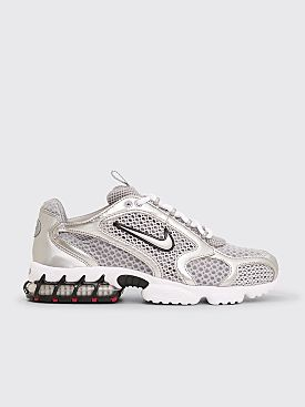 Nike Air Zoom Spiridon Cage 2 Lt Smoke Grey / Metallic Silver
