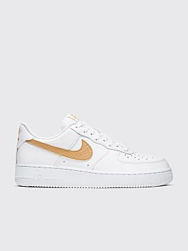 Nike Air Force 1 LV8 White / Club Gold