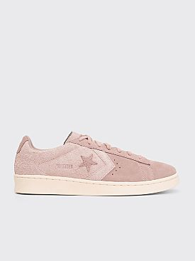 Converse Earth Tone Suede Pro Leather Shadow Grey