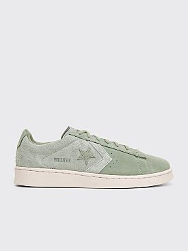 Converse Pro Leather OX Lily Pad / Pale Putty