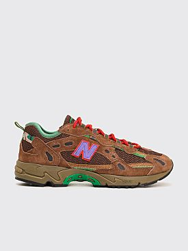 New Balance x Stray Rats ML827 Brown