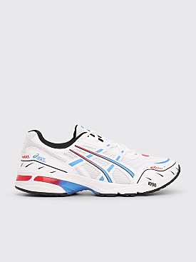 Asics Gel-1090 White / Blue Coast