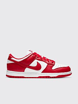 Nike Dunk Low SP White / University Red