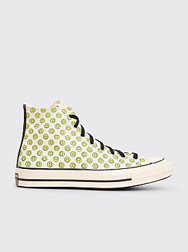 Converse Chuck 70 Hi Egret / Lemongrass