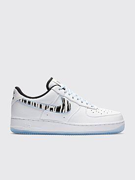 Nike Air Force 1 07 QS White / Black