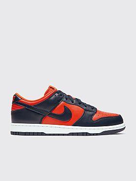 Nike Dunk Low SP University Orange / Marine