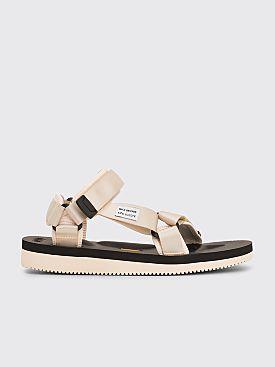 Suicoke x A.P.C. Depa-V2 Sandal White