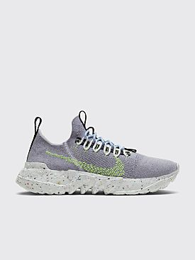 Nike Space Hippie 01 Grey / Volt Glow