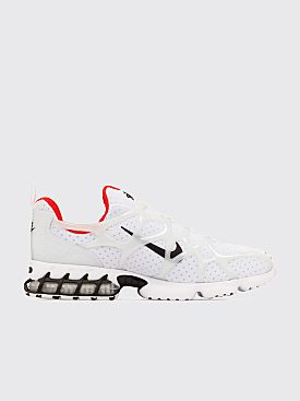Nike x Stüssy Air Zoom Spiridon Kukini White