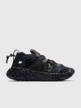 Nike Overreact Sandal ISPA Black / Thunder Grey