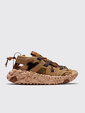 Nike Overreact Sandal ISPA Club Gold / Thunder Grey