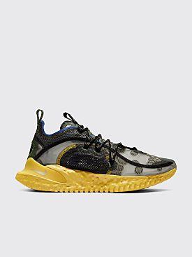 Nike Flow 2020 Ispa Medium Olive / Persian Violet