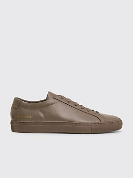 Common Projects Original Achilles Low Sneakers Clay