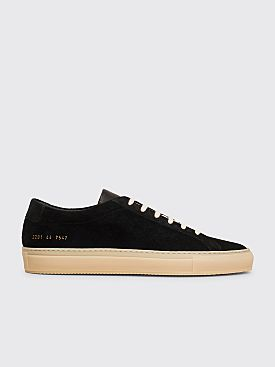 Common Projects Achilles Multi Tisana Sole Black