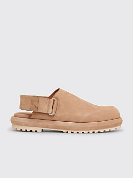 Jacquemus Les Mules Brown