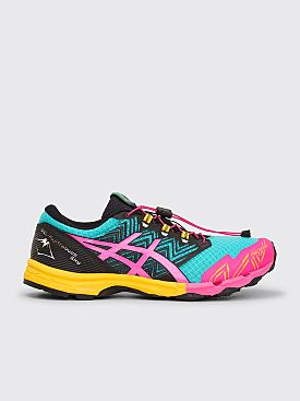 Asics Gel-FujiTrabuco SKY Sea Glass / Pink