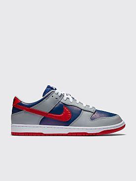 Nike Dunk Low SP Hyper Blue / Samba-Silver