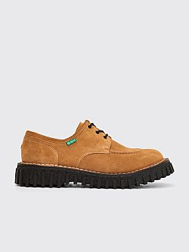 Adieu x Kickers Aktive Derby Shoes Camel