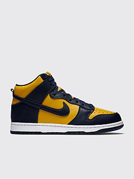 Nike Dunk High SP Varsity Maize / Midnight Navy