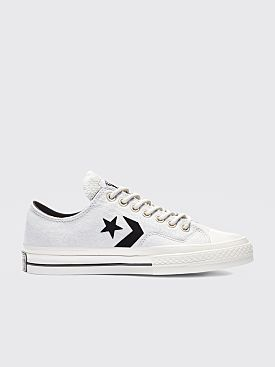 Converse Star Player Reverse Terry OX White