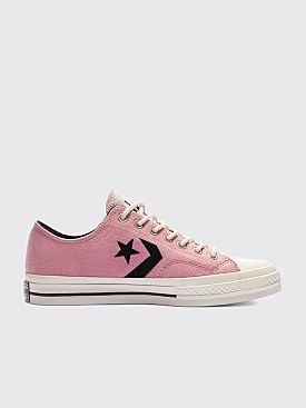 Converse Star Player Reverse Terry OX Lotus Pink