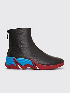Raf Simons Runner Cylon Boots Black