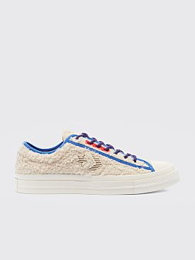 Converse Retro Sherpa Star Player Ox White