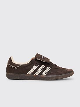 adidas Originals by Wales Bonner Samba Black / White