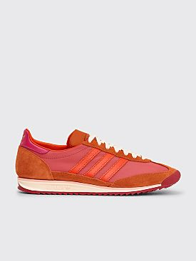 adidas Originals by Wales Bonner SL72 Trace Pink / Orange