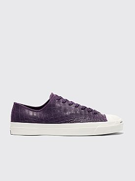 Converse CONS x Pop Trading Company Jack Purcell Pro Ox Purple