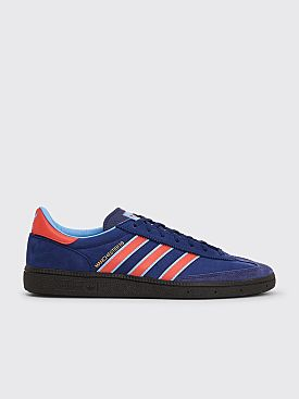 adidas Spezial Manchester 89 Dark Blue / Brick Red