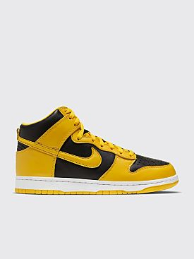 Nike Dunk High SP Black / Varsity Maize