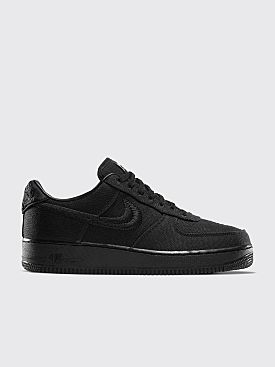 Nike x Stüssy Air Force 1 Low Black