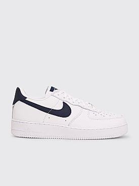 Nike Air Force 1 07 Craft White / Obsidian
