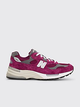 New Balance M992 Purple