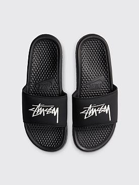 Nike x Stüssy Benassi Black