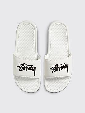 Nike x Stüssy Benassi Sail