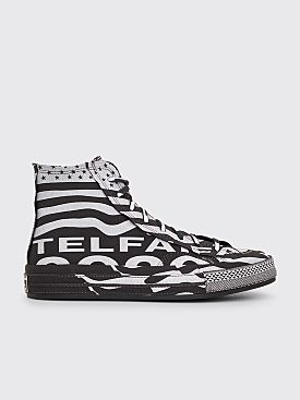 Converse x Telfar Chuck Taylor 70 Hi White / Black
