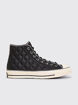 Converse Chuck 70 Hi Black / Limestone Grey