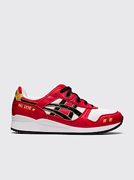 Asics Gel-Lyte III OG Classic Red / Black