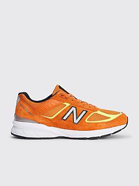 New Balance M990 V5 Orange